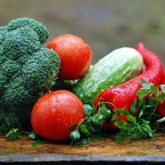 Innerlijke verzorging met groentesappen